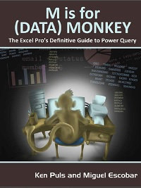 Ken Puls Miguel Escobar. M is for Data Monkey. Oblozhka