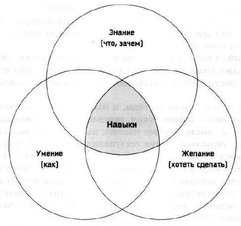 01. Эффективные навыки, усвоенные принципы и модели поведения