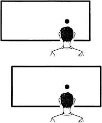 Рис. 6. Иллюзия Рулофса