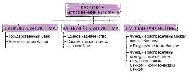Рис. 20. Кассовое исполнение бюджета
