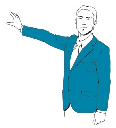 Рис. 12. «Клешня» – наиболее универсальный жест