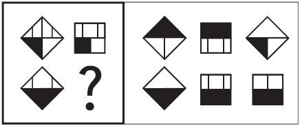 Ris. 1. Sredi shesti figur sprava vyberite podhodyashhuyu