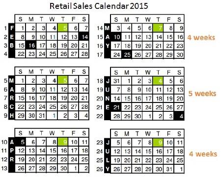 Ris. 25.1. Primer polzovatelskogo kalendarya 4 5 4