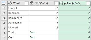 Ris. 17.13. Est sovpadenie s Excel a vmesto oshibok vyvoditsya znachenie nol