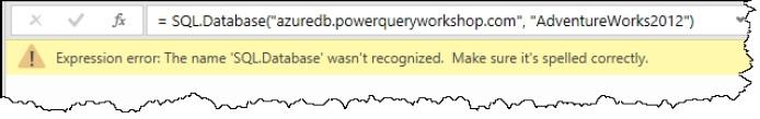 Ris. 19.28. Vyzyvaetsya funktsiya SQL.Database pravilno Sql.Database